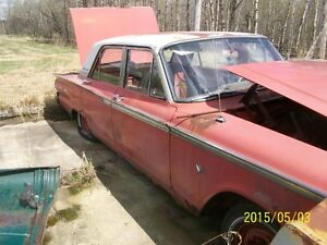 1962 Ford Fairlane 500 Project Car Strathcona County Edmonton Area image 3