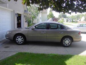 2006 Buick Allure CX Sedan/CERT /4SNOWS    /905 932 2452