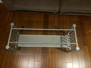 Glass top coffee table and end tables - Great Shape - Look Great