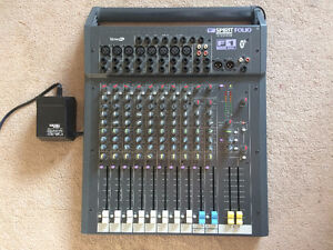 soundcraft mixer buy or sell pro audio recording in ontario kijiji classifieds. Black Bedroom Furniture Sets. Home Design Ideas