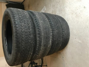 Used Tires Barrie >> Used R20 Tires Kijiji In Barrie Buy Sell Save With