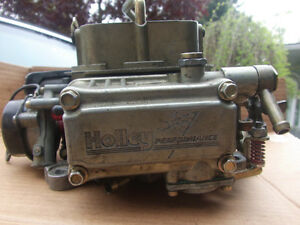 Holley 8105B 650CFM Carb