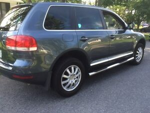 2007 Touareg VW 3.6 L gas