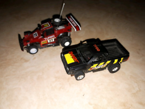 Tyco Ho slot cars