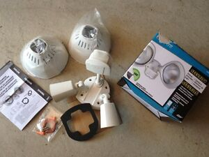 Security sensor lights