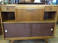 Mid century cocktail cabinet.