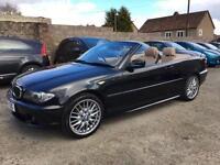 2004 BMW 3 Series 2.0 318Ci SE Convertible 2dr Petrol Manual (190 g/km, 143