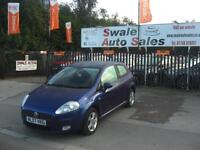 2007 FIAT GRANDE PUNTO SPORT 1.4L ONLY 95,890 MILES IN FANTASTIC CONDITION