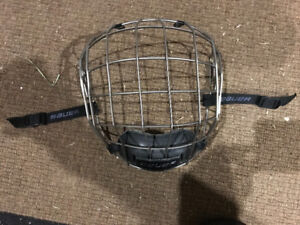 Bauer React 7500 Hockey Cage