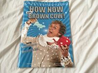 How now mrs browns boys brown cow tour autograph book