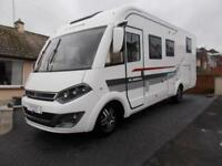 Adria Sonic Plus I 700 SBC 2016 13 k Miles from New Upgrades 3 Litre TD Engine