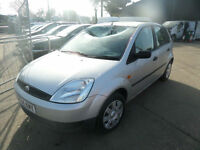 Ford Fiesta 1.25 Finesse DAMAGED REPAIRABLE SALVAGE
