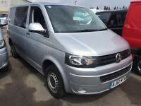 2010 60 Volkswagen T5 Transporter 2.0TDi ( 102PS ) SWB T28 With Air Con