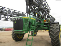 2006 JOHN DEERE 4920 SPRAYER