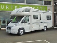 Swift Bessacarr E695 - Used 4 Berth - Motorhome 2008