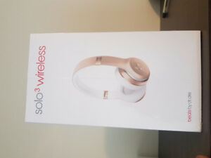 Beats Solo3 Headphones - Gold