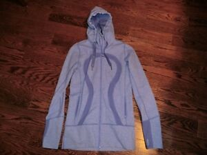 LuluLemon Stride Jacket Size 4