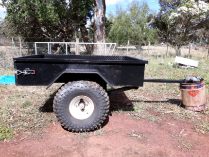 ATV Trailer Hawkesdale Moyne Area Preview