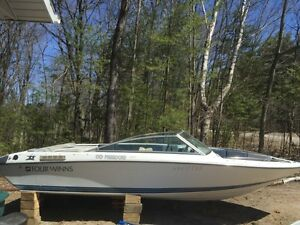 Bowrider Project or Parts Boat