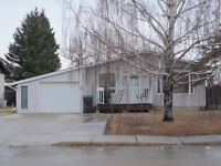 Located on a large lot,with easy access to the outskirts of city