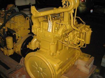 Cat 3304di Remanufactured Diesel Engine Tag 1004r