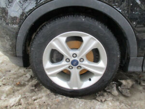Winter Tires - Goodyear 235/55/17