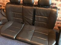 corsa c exclusiv full heated leather