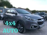 2014 Hyundai Ix35 CRDI SE Auto Estate Diesel Automatic