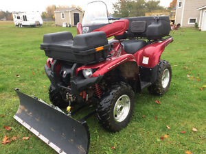 MINT AND LOADED 2008 YAMAHA GRIZZLY 700 SE (FINANCING)