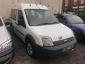 2007 Ford Tourneo 1.8 Diesel ***SPARES OR REPAIRS***