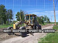 Heavy Equipment Operator Training - NEXT INTAKE MAY 1ST