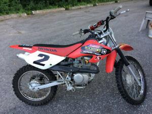 Honda Xr100   Find New Motocross & Dirt Bikes for Sale Near