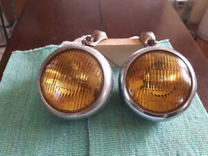 Antique Fog Lights