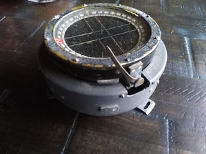 WW2 RCAF aviation compass
