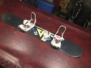 60'' K2 Viper snowboard