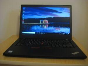 Lenovo ThinkPad T470 w/ warranty, Intel i5, 8GB RAM, 500GB HDD