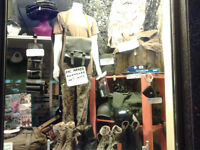 Surplus Store - Army Military Camping Survival Store -
