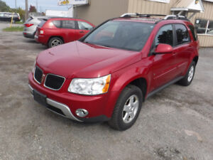 2006 Pontiac Torrent SUV, Crossover CERTIFIED GOOD CONDITION!!!!