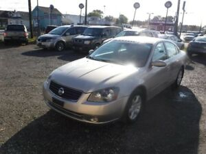2006 Nissan Altima 2.5 Sedan CERTIFIED 2 YEAR WARRANTY!!!!!