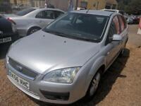 Ford Focus 1.6 115 2006.5MY Ghia - HPI CLEAR