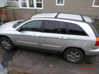 2005 Chrysler Pacifica need gone SUV, Crossover