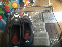 Adidas F50 Tunit Size 13 football boots