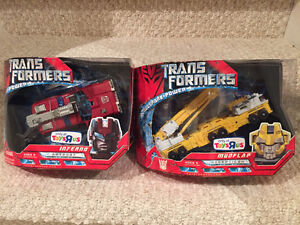 Transformers 2007 All Spark Power Toys R Us Exclusives