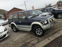 MITSUBISHI PAJERO 2.8 SUPER EXCEED TURBO DIESEL 4X4 4WD RARE MANUAL PARTX WELCOM