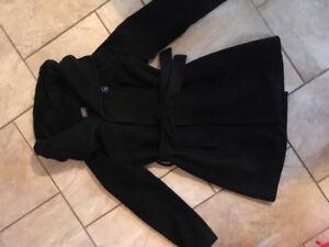 Manteau d'hiver de maternité de grandeur small