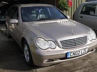 Mercedes-Benz C220 2.1TD auto CDI Elegance - 131000 Miles - MOT October 17