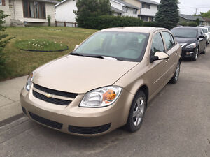 2007 Chevrolet Cobalt Sedan LOW KM! IMMACULATE! NEW SNOW TIRES!