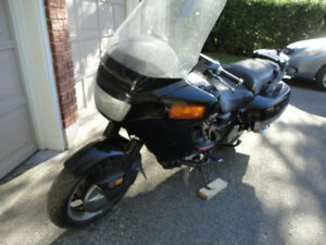 parting out 1994 Honda Pacific Coast PC800 Sold in parts only