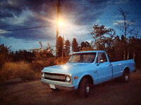 1970 Chevrolet C-10 Long-bed Pickup Truck