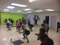 Join our fun workout group